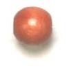 Wooden Bead Round 5mm Light Brown